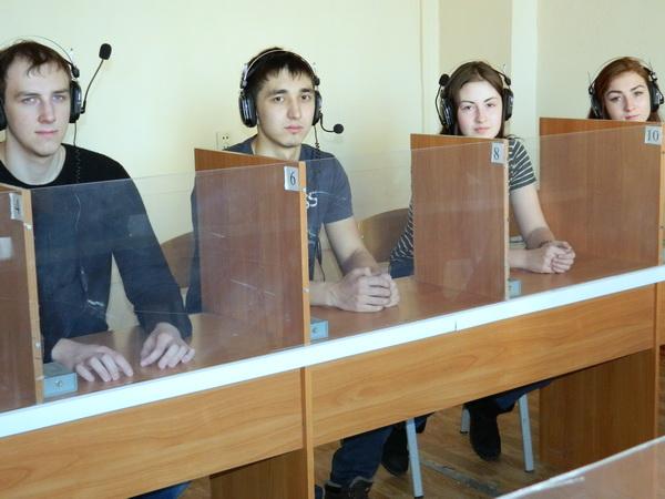 Лингафонный кабинет (218)